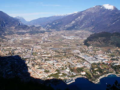 Riva del Garda and Sarca Valley