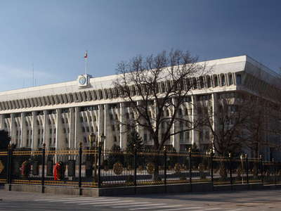 Bishkek  |  White House (Parliament)