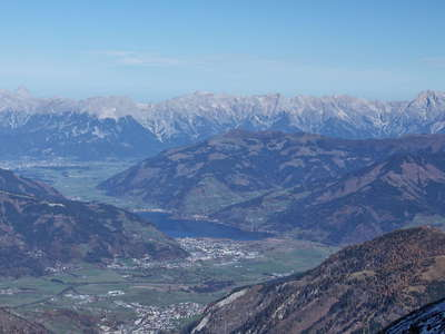 Zell am See | Mountain panorama