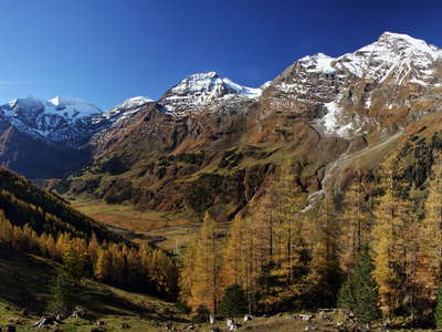 Ferleitental and Hohe Tauern