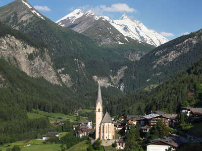 Heiligenblut and Grossglockner