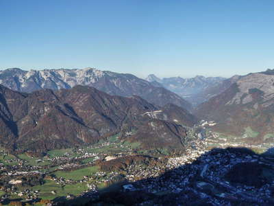 Bad Ischl panorama