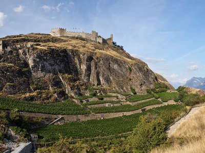 Sion  |  Chateau de Tourbillon