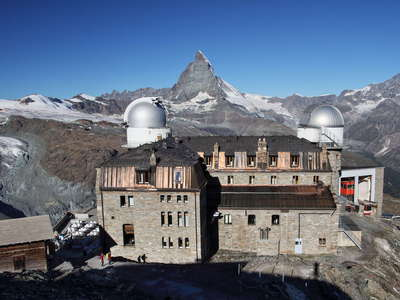 Zermatt  |  Gornergrat and Matterhorn