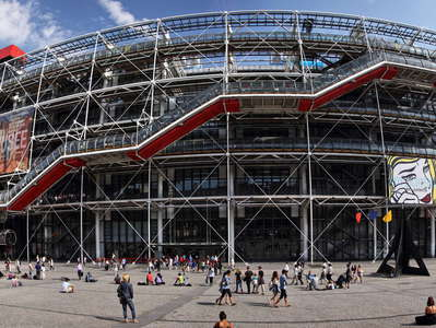 Paris | Centre Georges Pompidou