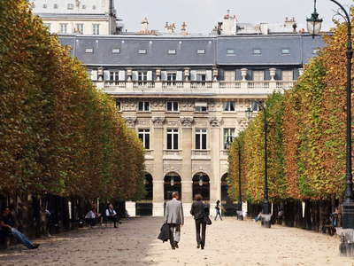 Paris  |  Palais Royal