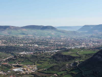Millau with Causses