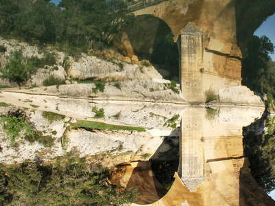 Pont du Gard | Reflections