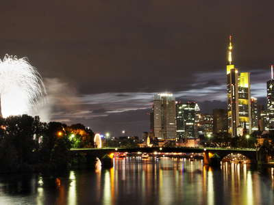 Frankfurt am Main  |  Skyline