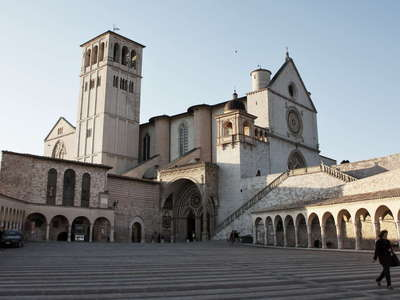 Assisi - San Francesco Basilica