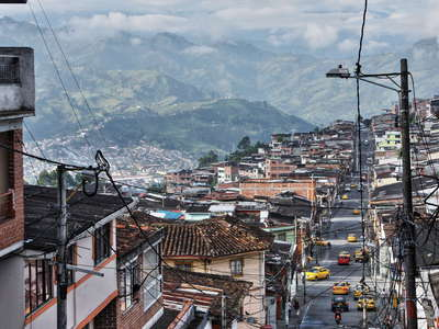 Manizales  |  Residential area