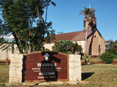 Waimea  |  United Church of Christ