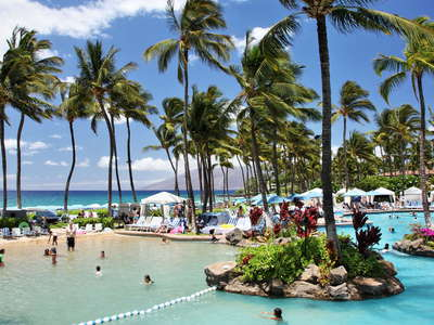 Wailea  |  Grand Wailea Resort and Spa