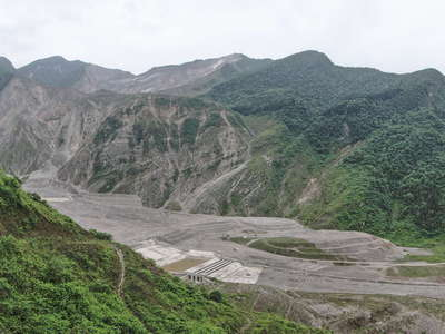 Qingping  |  Wenjia Landslide and debris flow