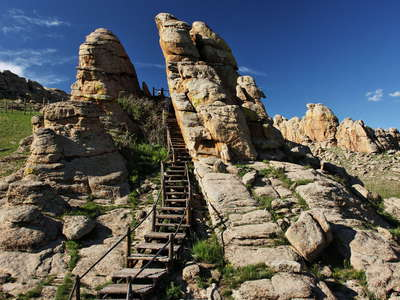 13th Century National Park  |  Formation of granitic rocks