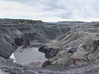 Baganuur  |  Brown coal mine