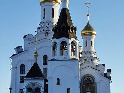 Monchegorsk  |  Church