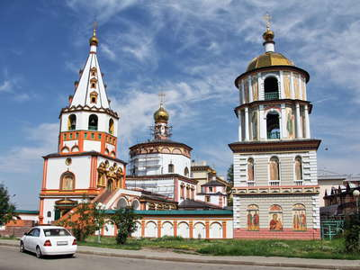 Irkutsk  |  Church of the Epiphany
