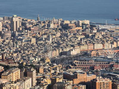 Genova | Harbour and historic centre