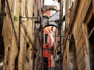 Taggia | Historic centre