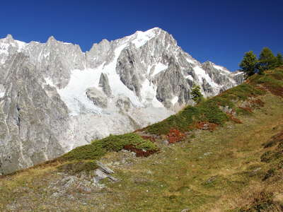 Mont de la Saxe | Backscarp