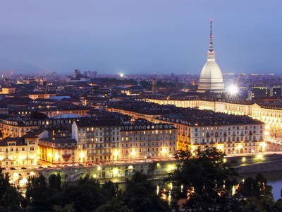 Torino | Panoramic view