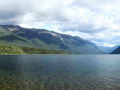 Lake Rotoiti  |  Panorama