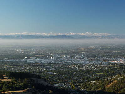 Christchurch  |  Panorama