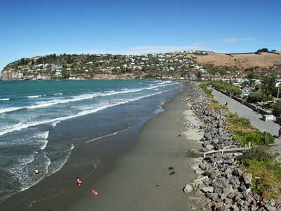 Christchurch  |  Sumner Beach