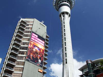 Auckland  | Sky Tower