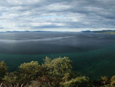 Lake Taupo  |  Panorama