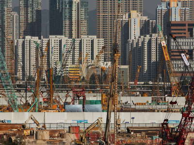 Hong Kong  |  Construction