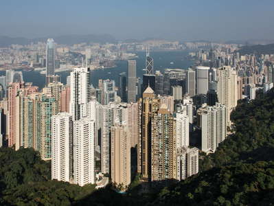 Hong Kong  |  Hong Kong Island and Kowloon