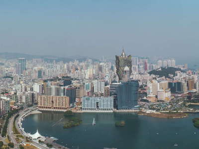 Macau  |  City panorama