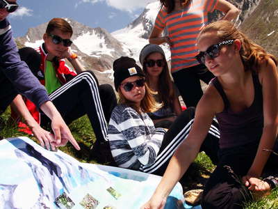 Obergurgl | Environmental education