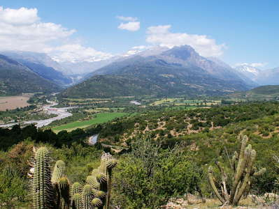 Río Cachapoal Valley