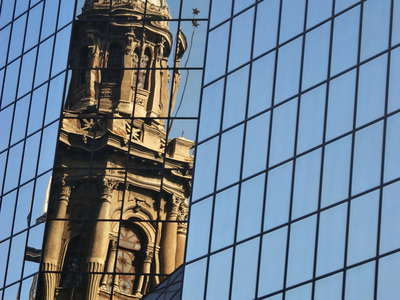 Santiago de Chile  |  Reflections