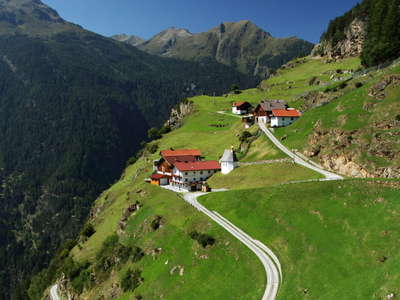 Oetztal Valley  |  Farst