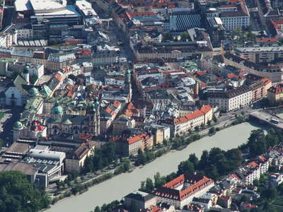 Innsbruck  |  Historic centre