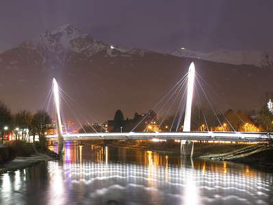 Innsbruck | Hungerburgbahn Bridge