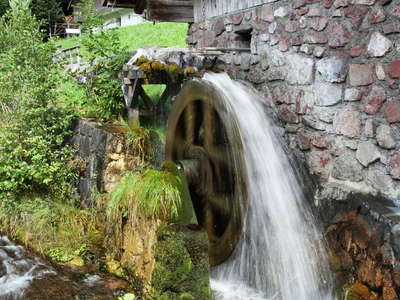 Laas  |  Old water mill