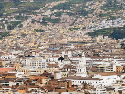 Quito  |  Historic centre