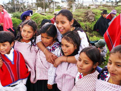 Ambato  |  Children