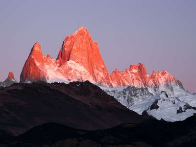 PN Los Glaciares  |  Monte Fitz Roy at sunrise