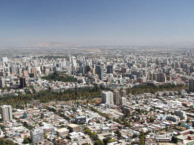 Santiago  |  Panoramic view