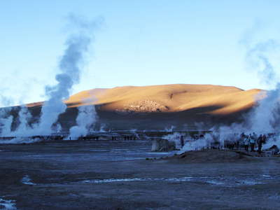 El Tatio  |  Geothermal field
