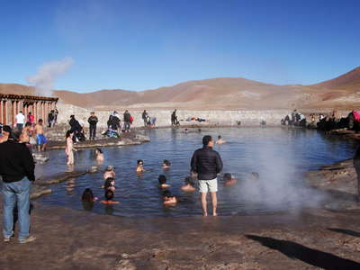 El Tatio  |  Thermal bath