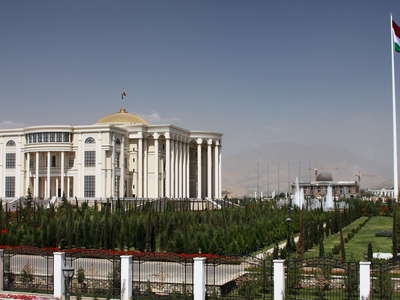 Dushanbe  |  Palace of Nations
