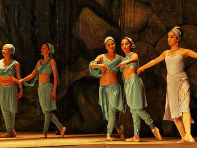 Dushanbe  |  Ayni Opera and Ballet Theatre