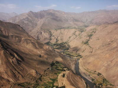 Panj Valley  |  Tajikistan and Afghanistan